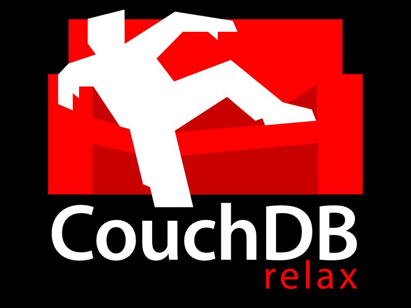 couchdb - CouchDBon clu
