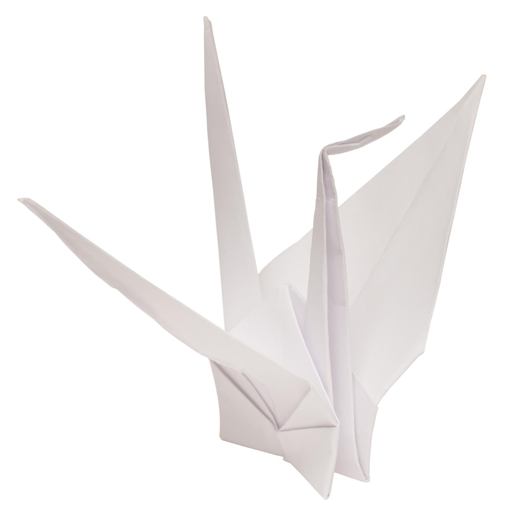 paper crane -