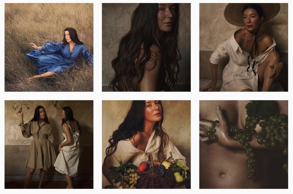 Jamie Beck's work. Follow her on Insta @annstreetstudio
