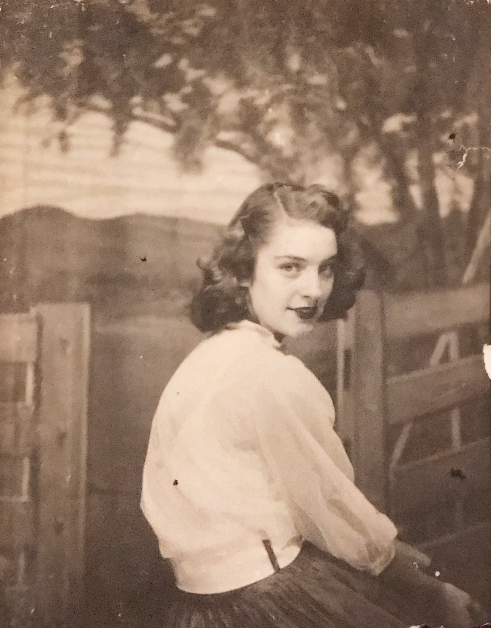 My mom, Janice Lynn Tincher, 4/1/1939–12/30/2018