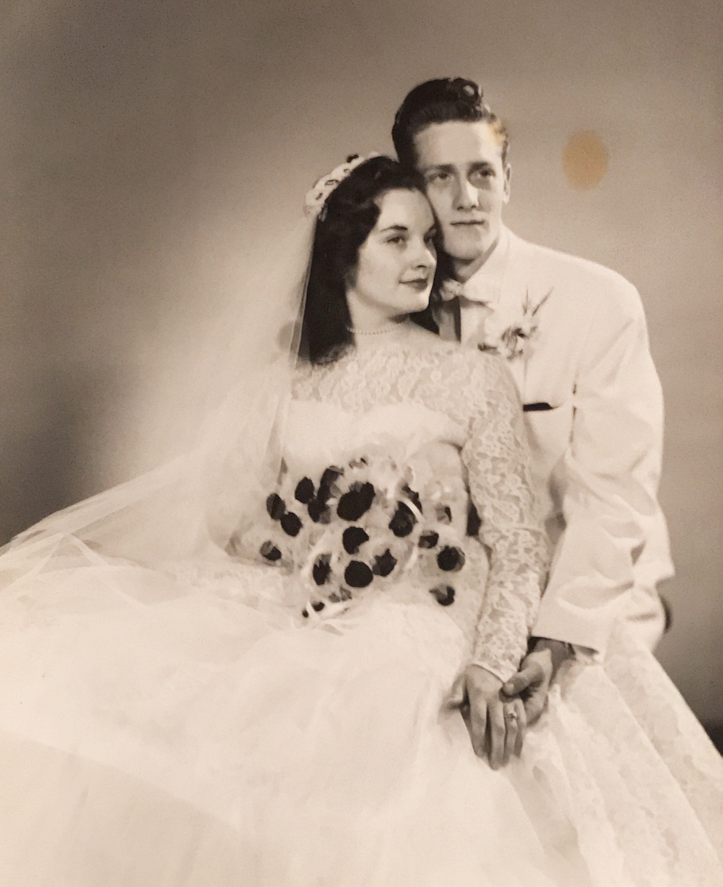 Bill & Janice Tincher, Married 4/5/1958