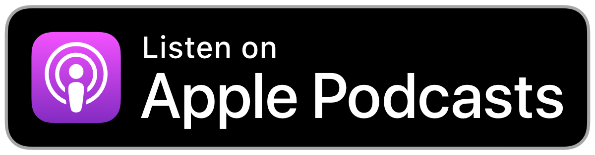 Listen - You can find our podcast on Apple Podcasts or wherever you get your podcasts!