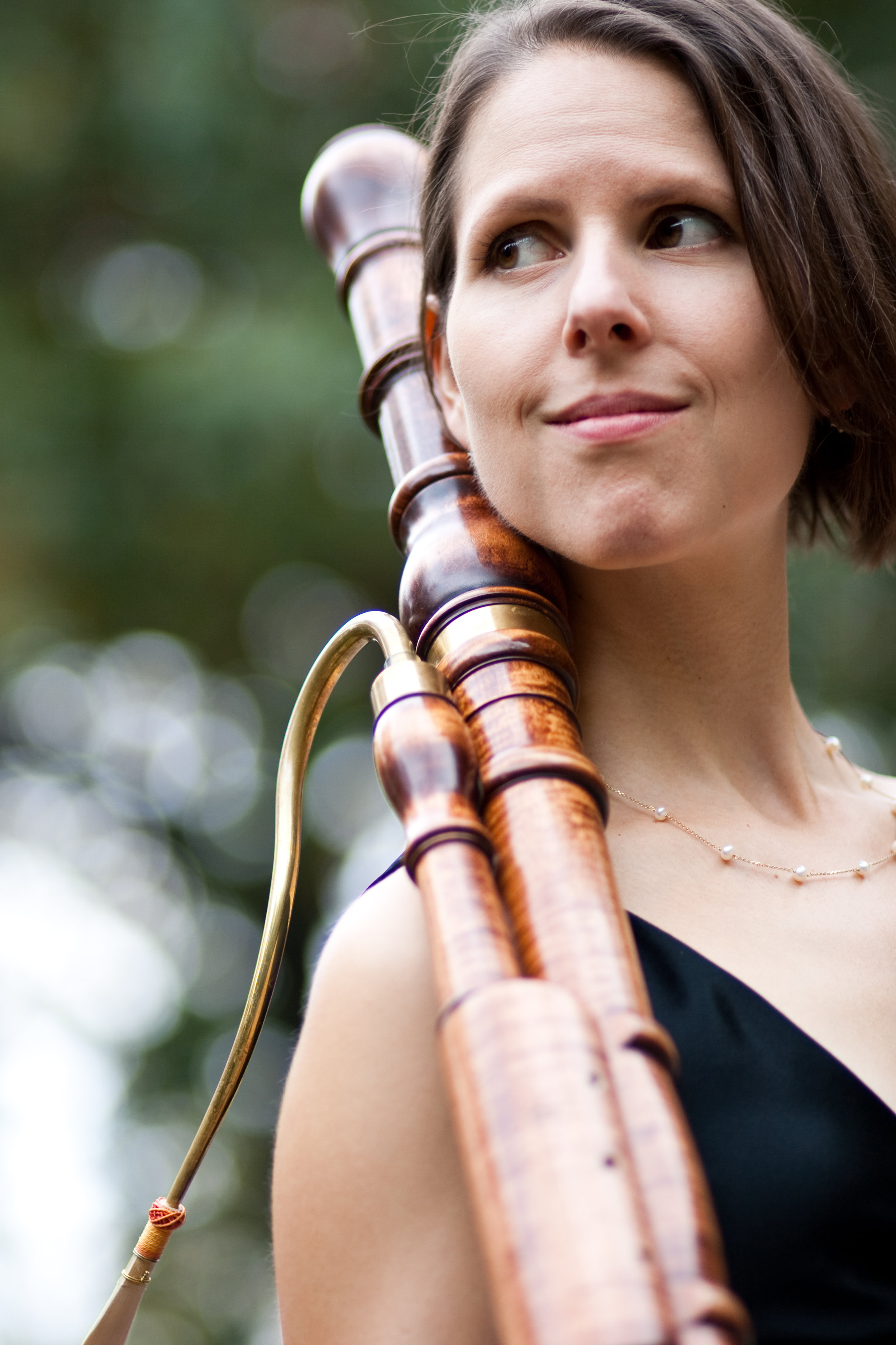 Stephanie Corwin - Bassoon