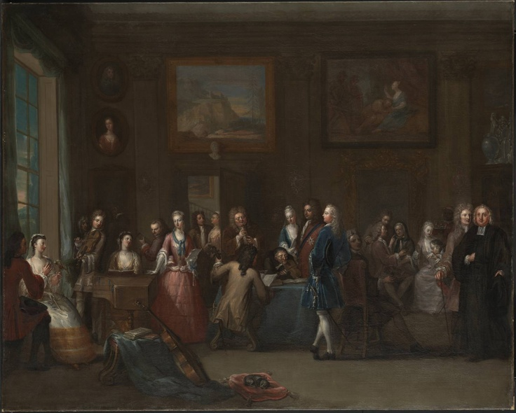 Savages in the Salon -         Music from Paris in the Raging 1730s
