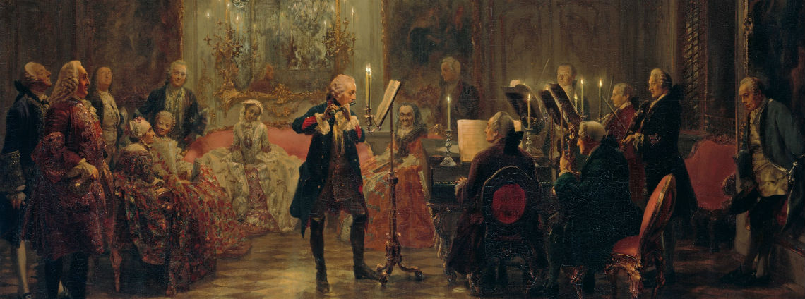Bach's Musical Offering -