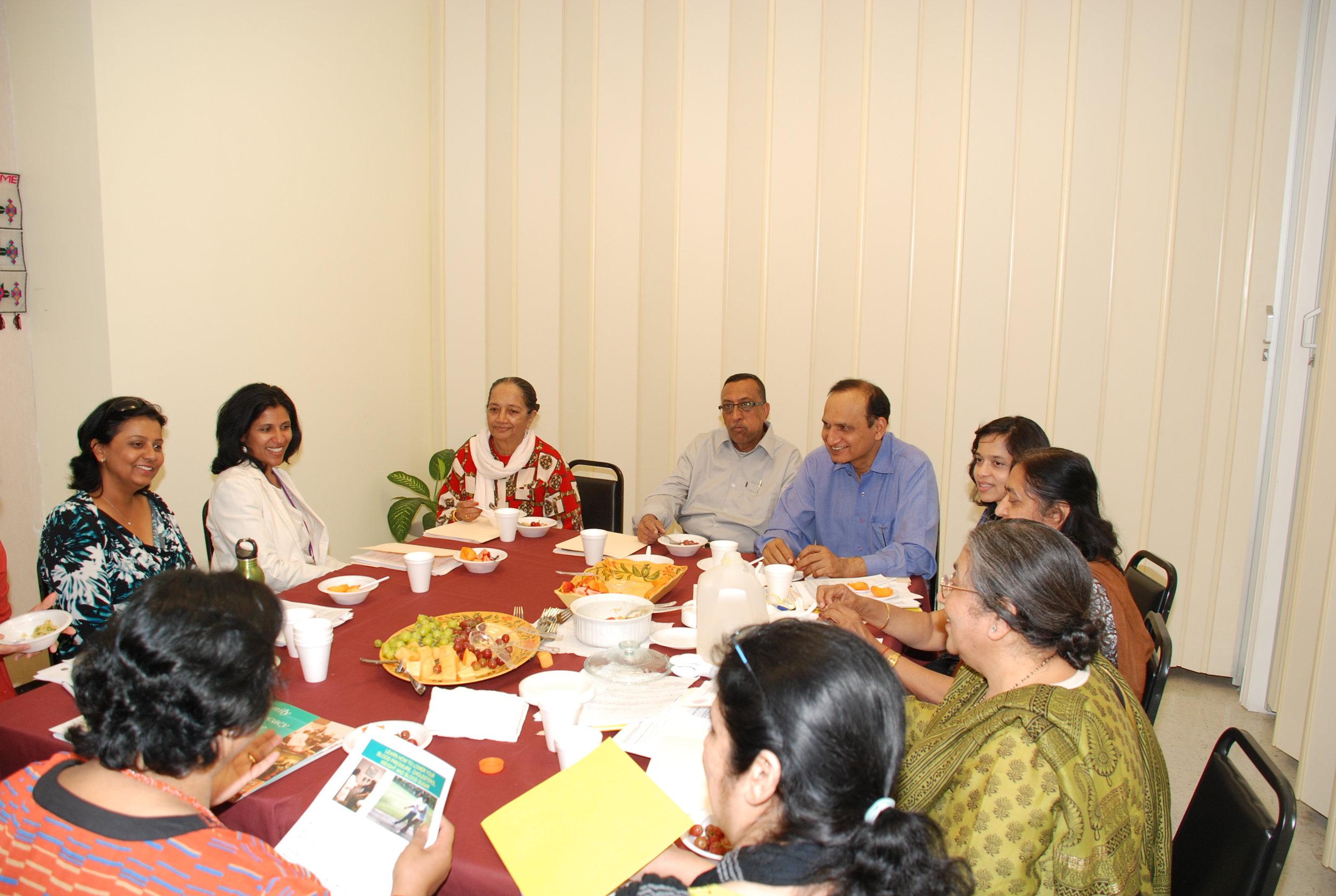 Saheli Study meeting.JPG