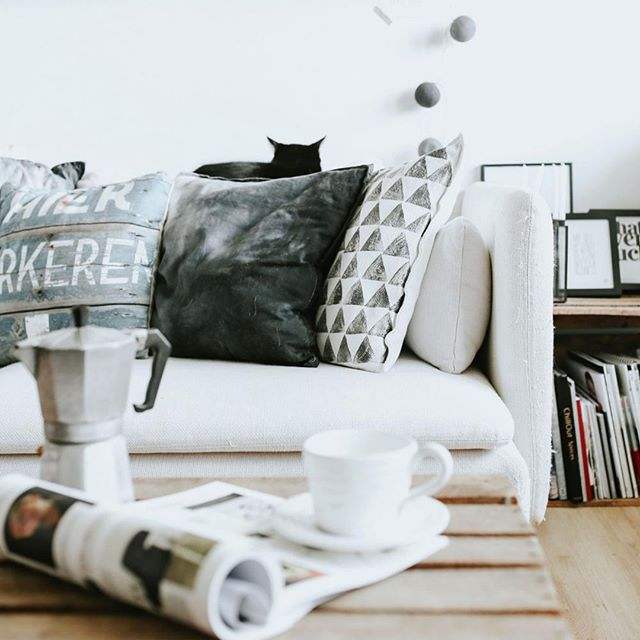 Clean lines, minimal decor, and a neutral palette are the foundation of every minimal aesthetic. Subtle patterns show up on throw pillows, blankets, and reclaimed pieces. • • • • • #housegoals #livingroom #dreamhouse #bedroom #interior #dreamhome #interiors #interior123 #sofa #homedecor #furniture #myhome #interior4all #interiordecor #decoration #livingroomdecor #interior #homedesign #living #homeinterior #instahome #texture #interior125 #homeinspo #decor #minimal #interiors #interiorstyling #whiteonwhite