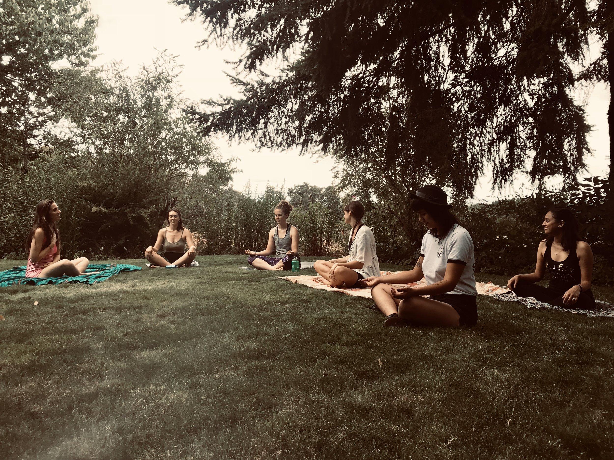 Mel Meditation