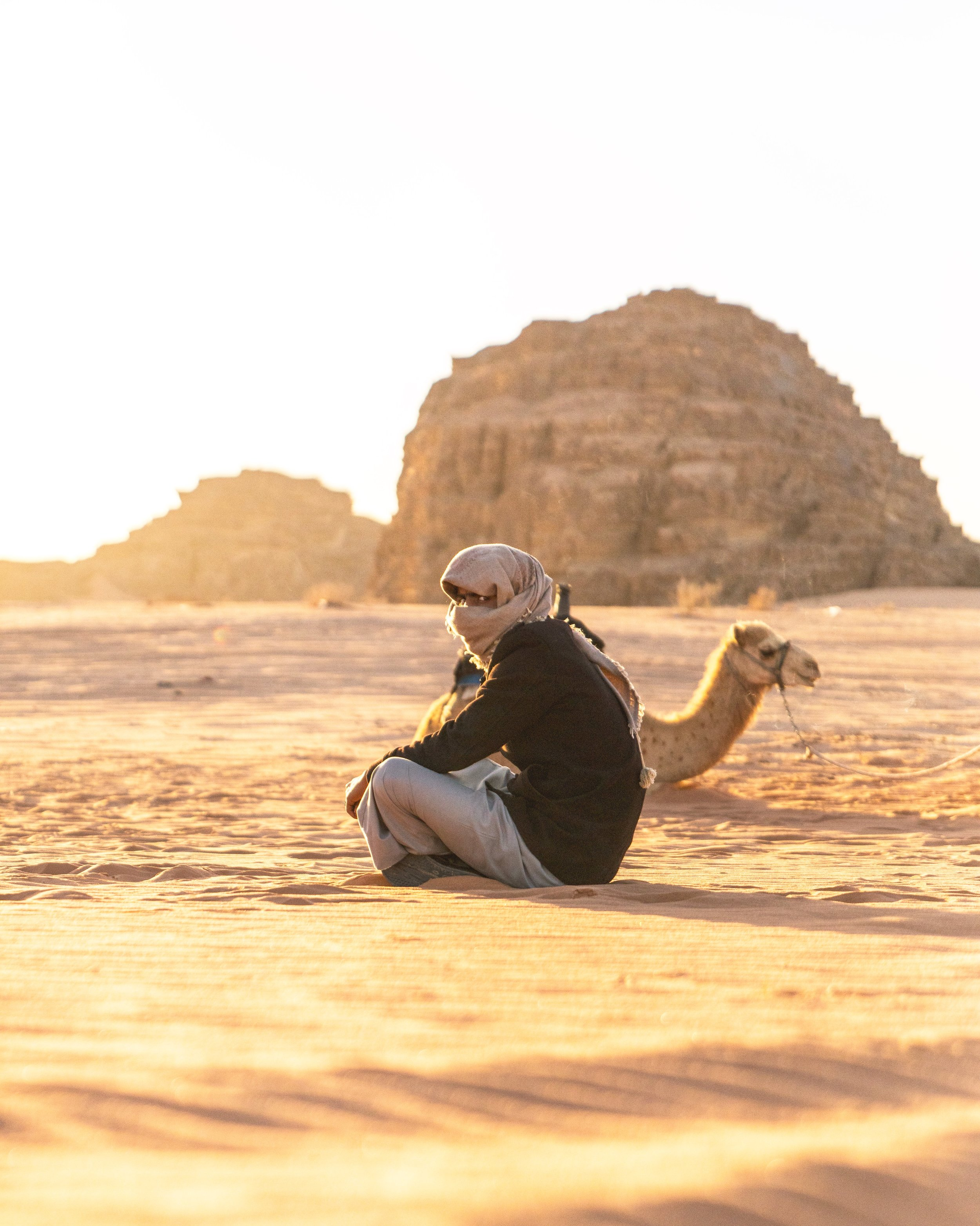 WE SPENT TIME WITH THE WADI RUM BEDOIUNS
