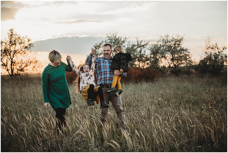 Rodinný fotograf Praha  Podzimní rodinné focení