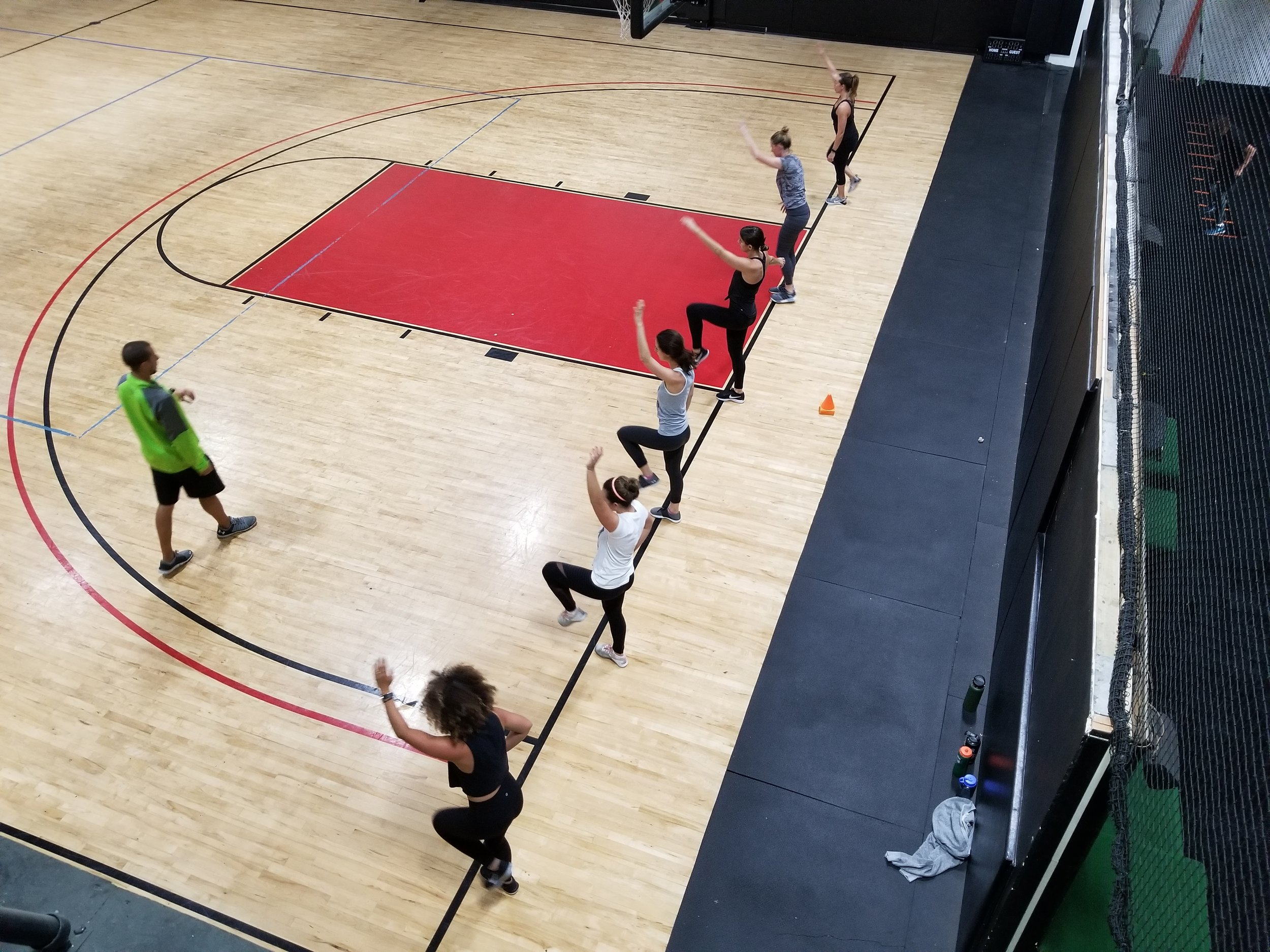 HUMAN PERFORMANCE - The Human Performance division of Fast Twitch targets individuals and groups whose goals require a strong base in physical and mental conditioning. This division custom designs programming specific to executive, corporate wellness, and tactical needs.
