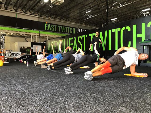 Are you Fast Twitch?! #fasttwitch #miami #training #performance #coreworkout #strength #fitness #southflorida #underarmour #iwill