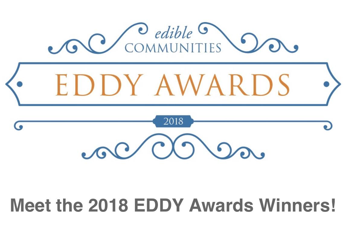 2018 EDDY Award winner  - Best Imagery-feature recipe editorial