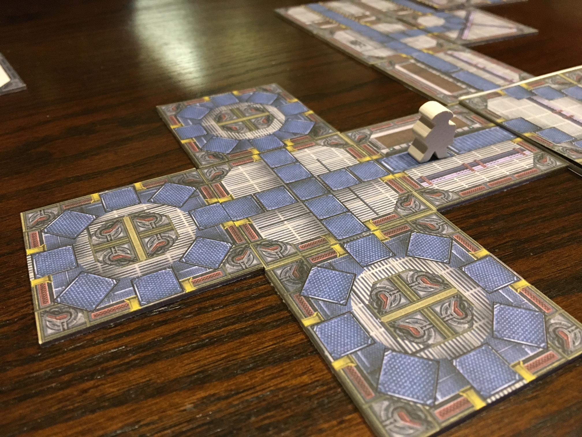 No Escape the Board Game