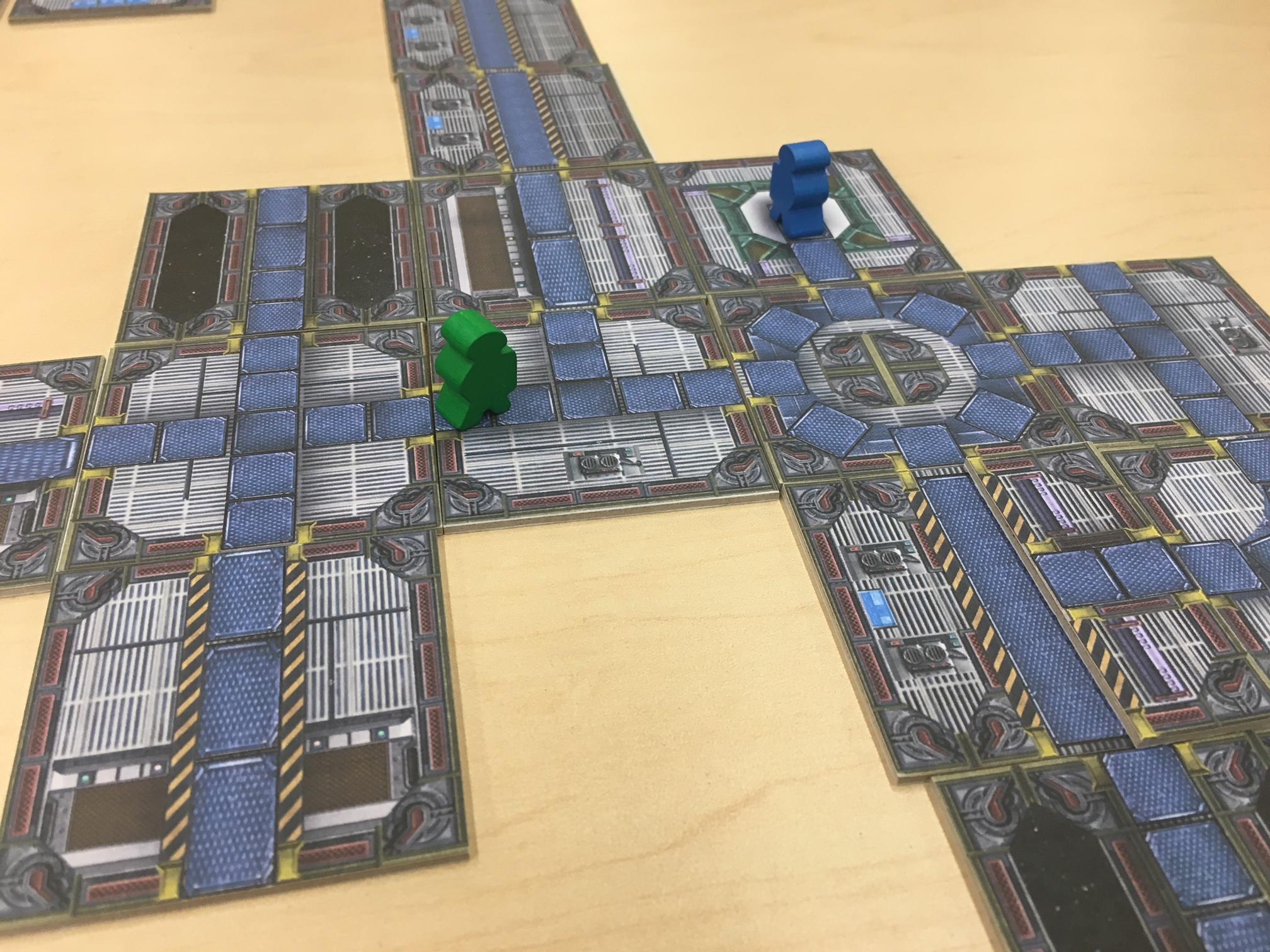 No Escape tabletop game