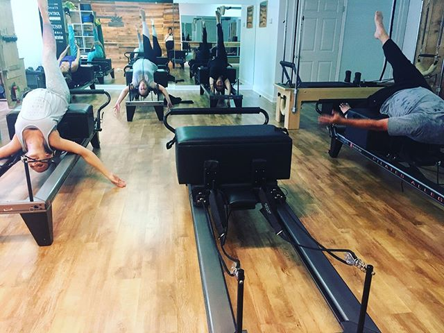 Just added an extra class for tomorrow morning, 10am Friday 6/28. If you are waitlisted for 9am switch to the 10. #reformerpilates