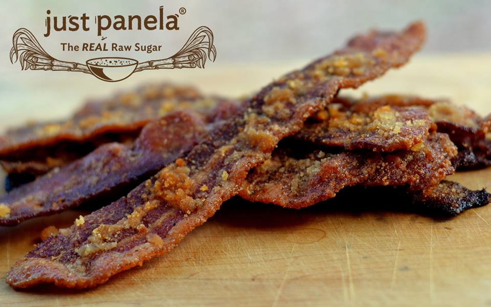 Just Panela Candied Bacon   -