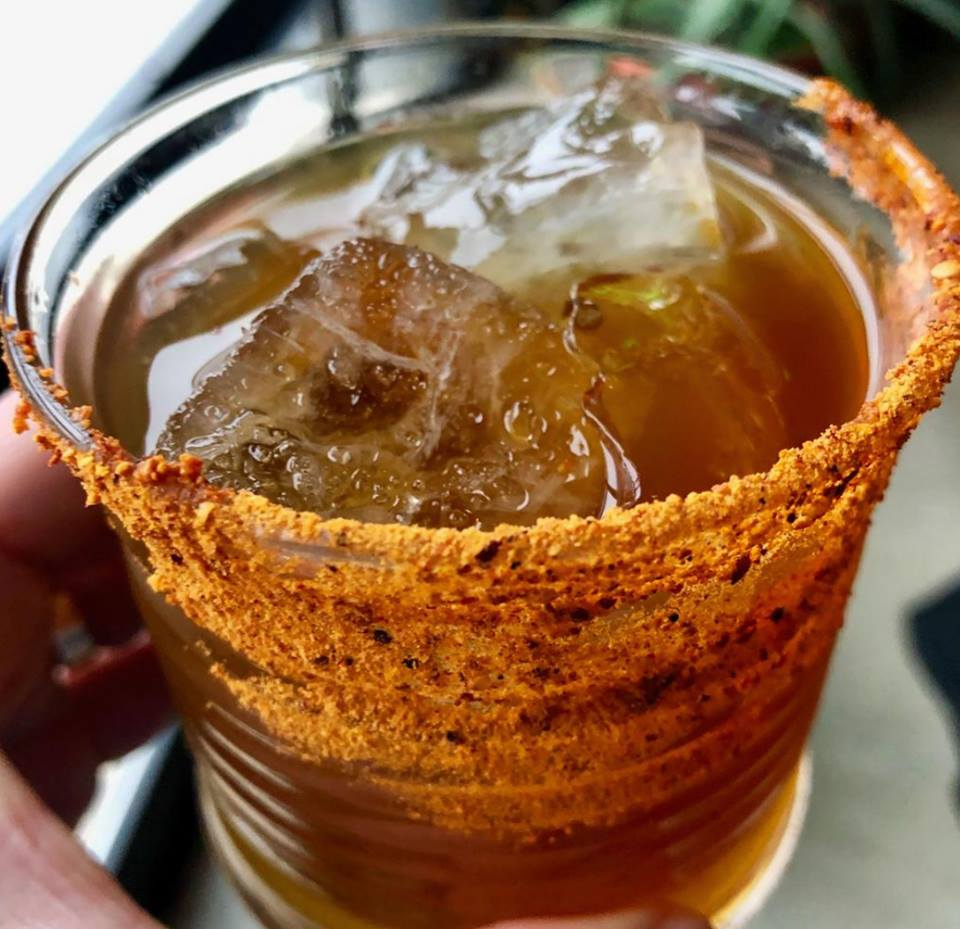 The Just Panela Rum and Soda   -