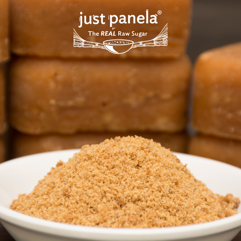 What is Panela?Your Guide on How It's Made and Its Benefits - It's a raw organic sugar that's made using traditional technology - and it's the next big thing in sugar alternatives that you need to know about.