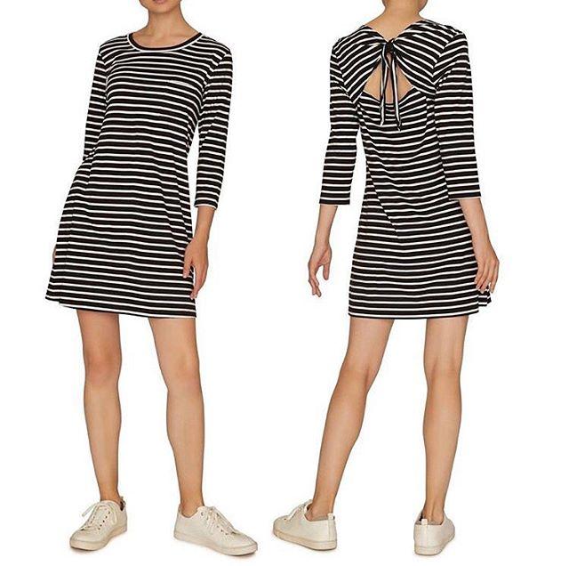 Come Get Your Sneaker Dress👟#almostgone #teeshirtdress #onsale #sneakerdress #summerstripes #storeclosing #shoppinktulip