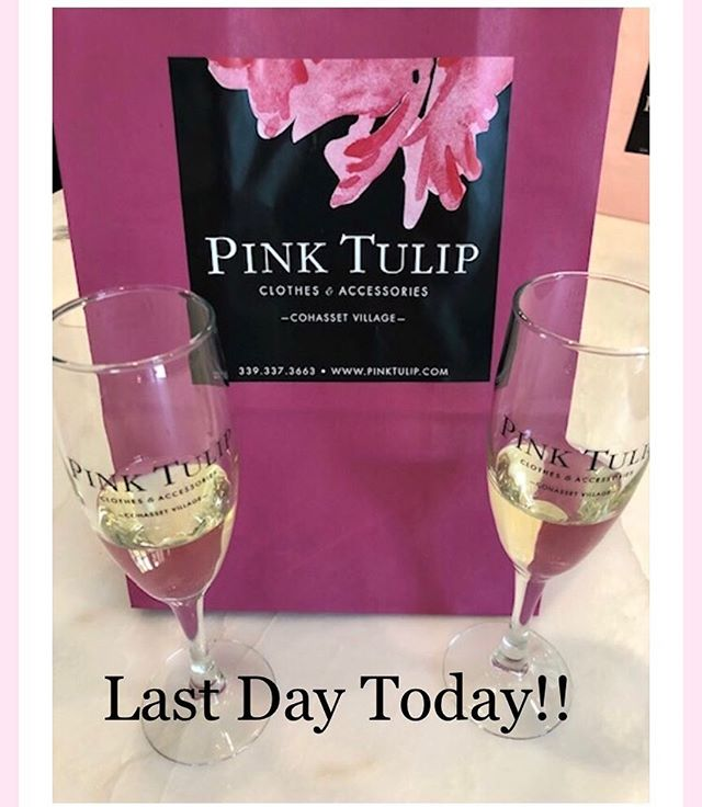 Come Celebrate Our Last Day!  12-5 Today! Sip, Shop & Say Goodbye! #champagneshopping #megadiscounts #itsbeengreat #grateful #bestcustomersever #thankyou