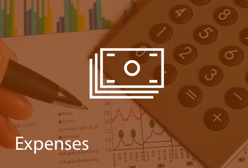 Expenses - Streamline expense reporting and increase efficiency with photos of receipts, amounts and notes. Export reports in PDF or CSV format.