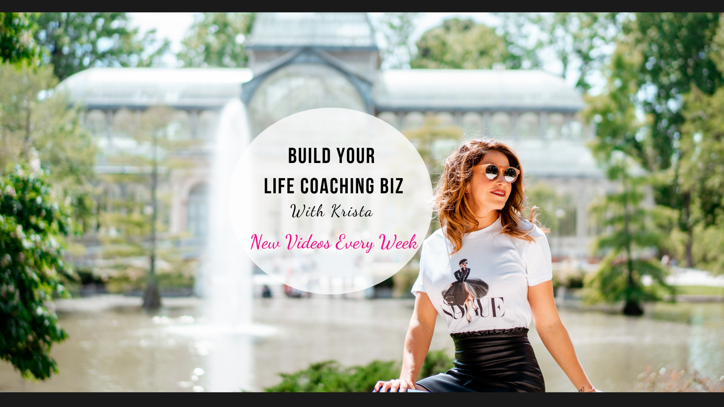 Build Your Life Coaching Biz With Krista - A weekly show designed for passionate women who are looking to create a location Independent lifestyle, change others lives, and share their story with the worldGet ready for strategy, live coaching, breakthroughs, and inspiration that will make it exciting to start following your true path in life.So stop waiting and start creating…