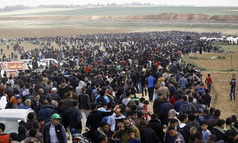 Great March of Return in Gaza