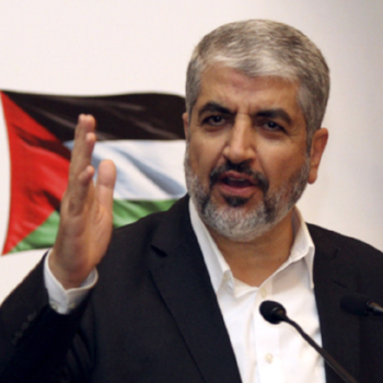 Khaled Mash'al