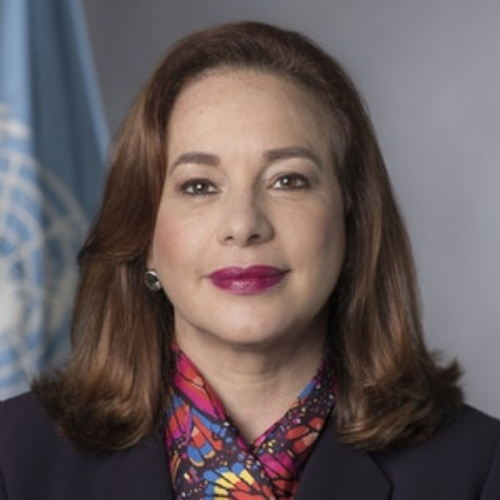 María Fernanda Espinosa Garcés, fourth woman to assume the Presidency of the General Assembly