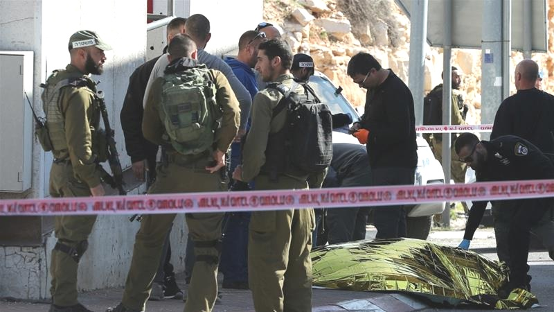 The incident comes days after at least three other Palestinians were killed [Ammar Awad/