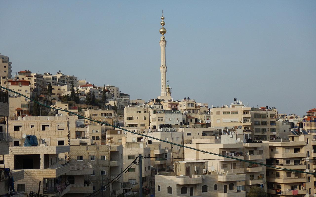 Al-Eisawiyah, East Jerusalem (Photo by 'Amer 'Aruri, B'tselem)