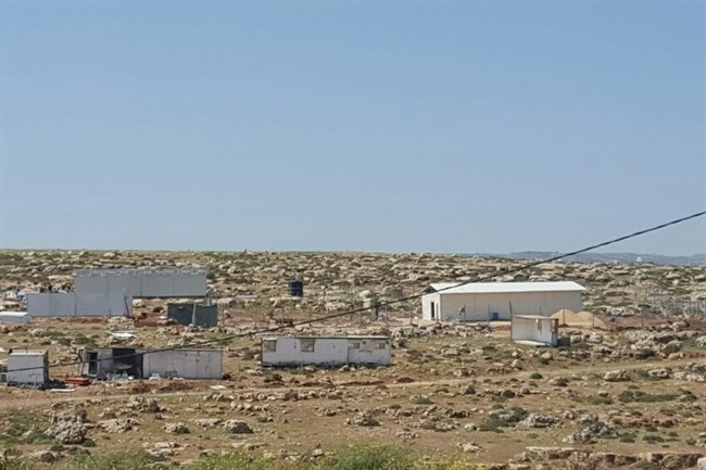 Many settlements start out as illegal outposts–trailers, tents, or pre-fab buildings–and are retroactively approved by the Israeli government.