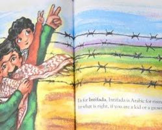 """I"" is for ""intifada"""