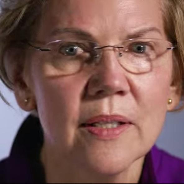 Elizabeth Warren (screengrab)