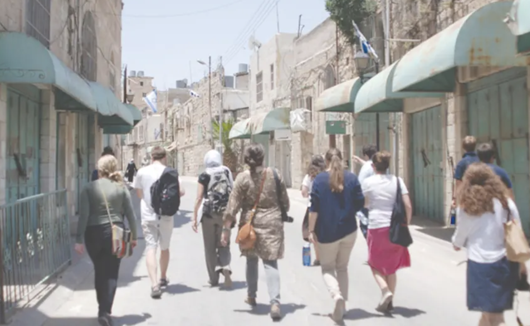 WHAT SET 'Let Our People Know' apart from my Birthright trip was the impossibility of looking away from the complex implications of Zionism that are our real birthright as diaspora Jews.' . (photo credit: JSTREET)