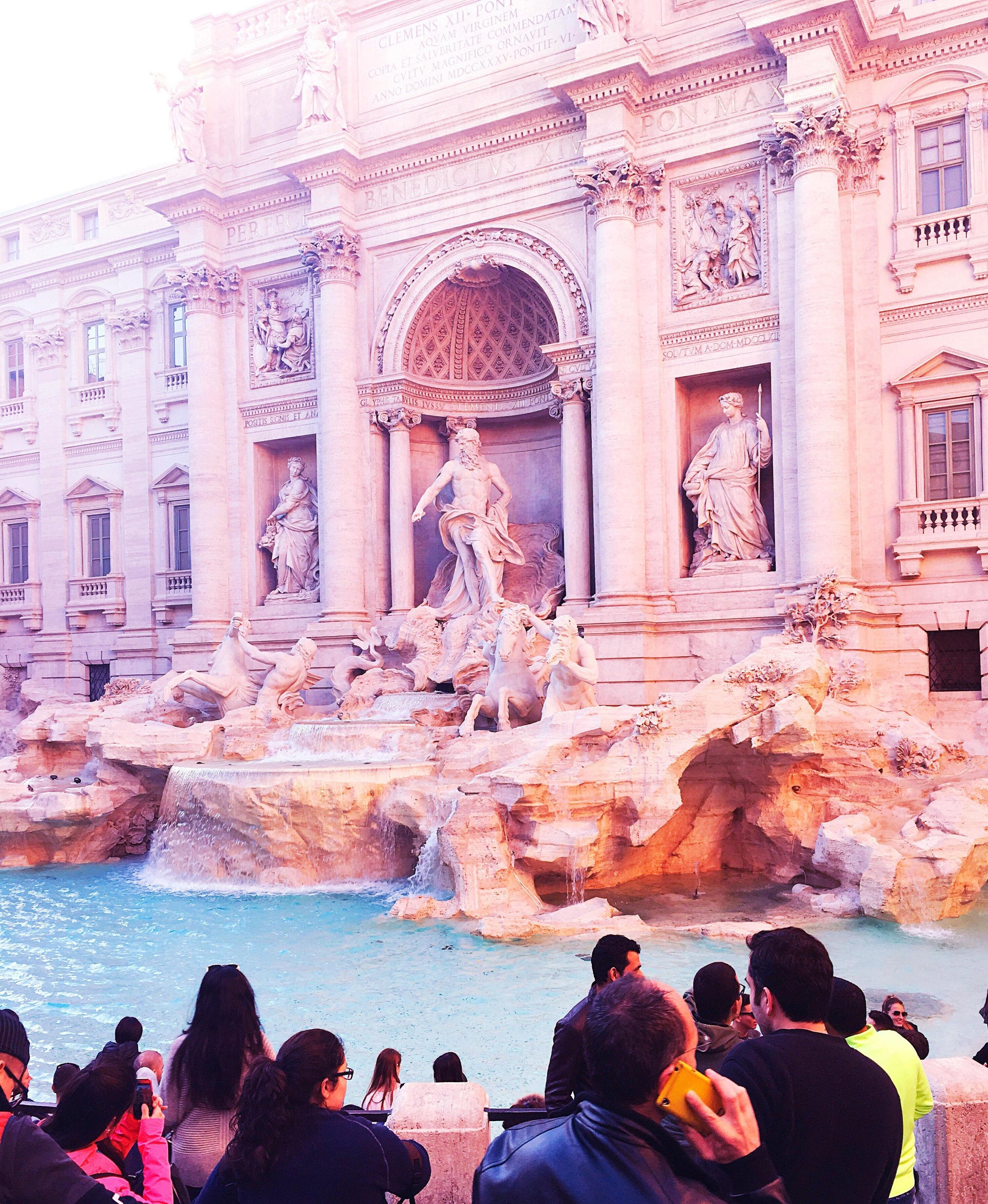 Solo Travel- Rome