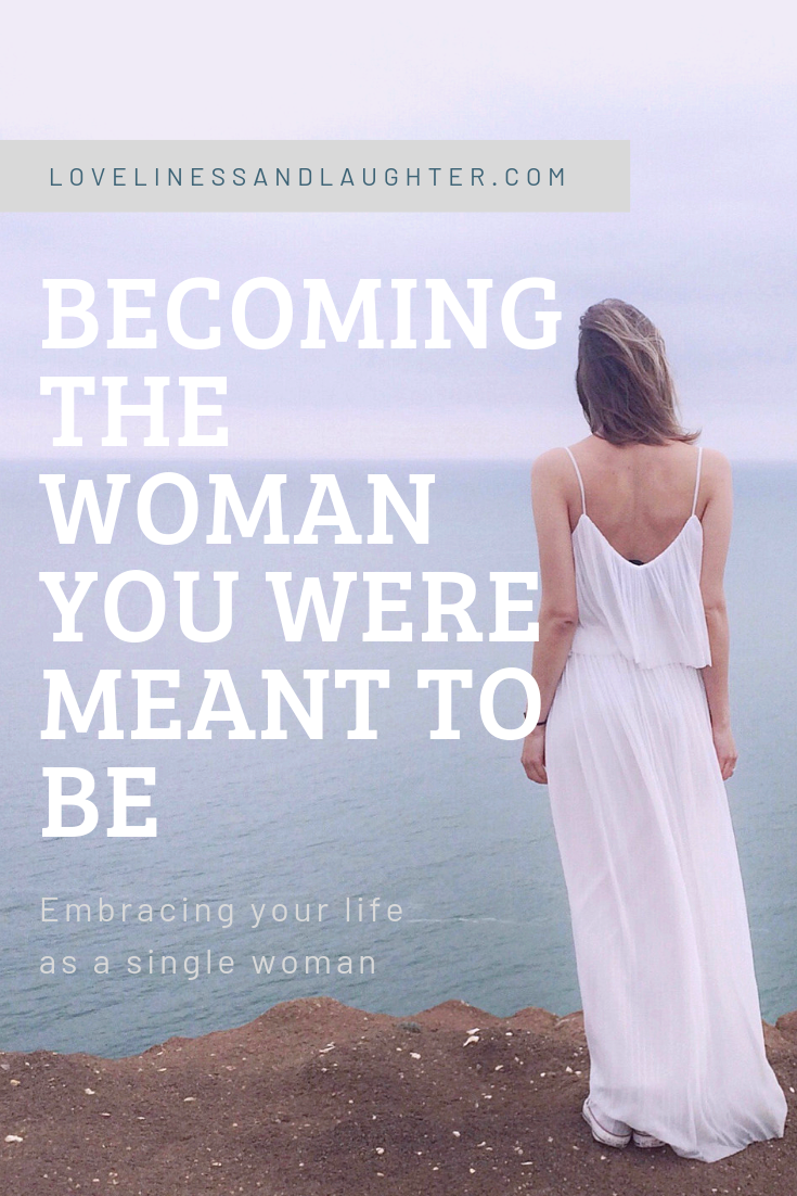 becoming the woman you were meant to be
