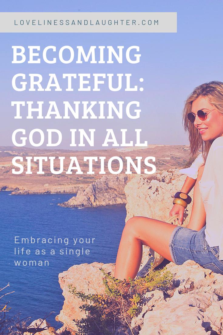 becoming grateful