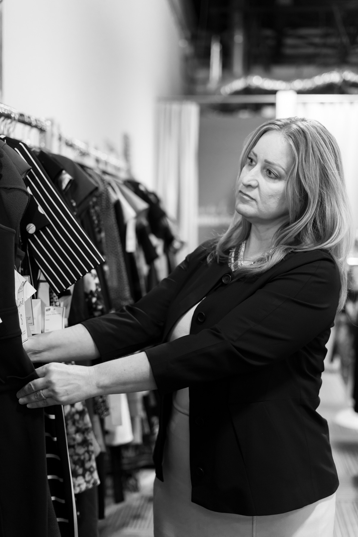 """Dress For Success's main goal is to empower and inspire women to feel confident in themselves, especially economically. It is free to all women searching for employment and need extra help going through the process. """"The women are all different, all ages, all backgrounds, the one thing that they do have in common is that they hit a bump in the road. There are so many different challenges or barriers, homelessness, an ill family member, a domestic violence situation, a mental health issue, and affordable housing. I feel like the two biggest things for our clients are affordable housing and some sort of emotional or mental issue, and they're unable to get affordable help for that."""""""