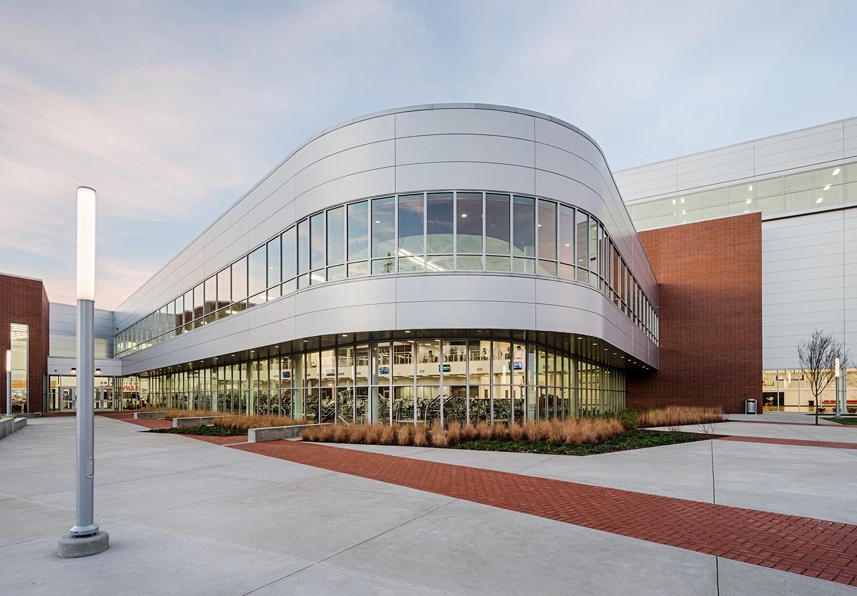 University of Louisville Student Recreation Facility