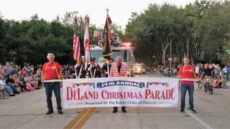 Deland Christmas Parade 2020 Events List