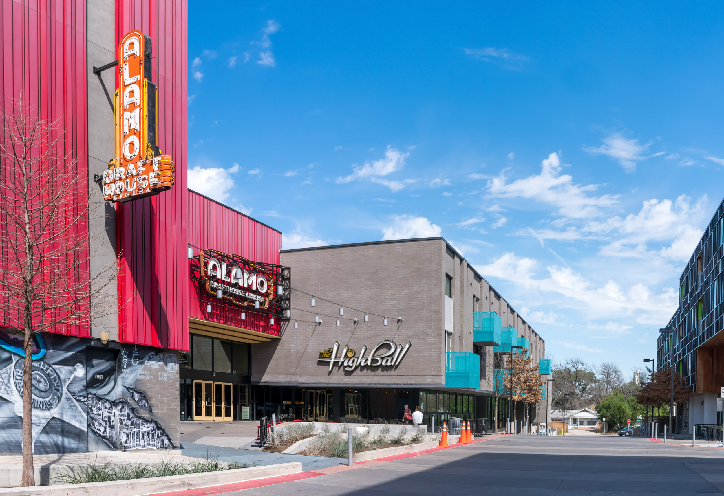 Alamo Village Theater & Retail