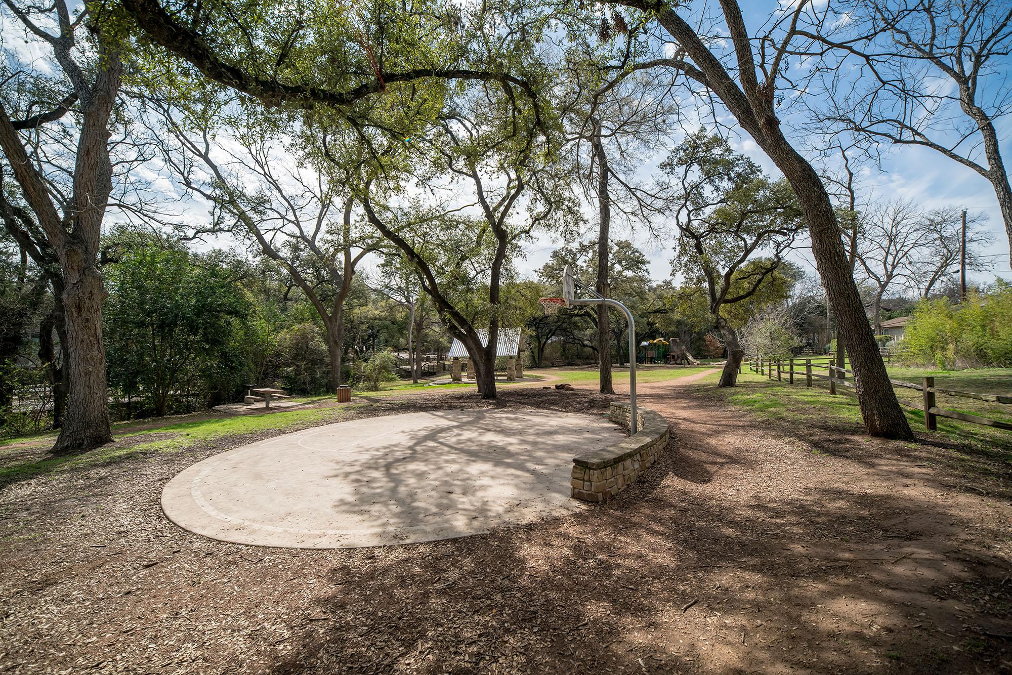 Adjacent Lasseter Park
