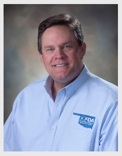 Gordon Welch  Executive Director  OFDA 6801 N. Broadway, Suite 106 Oklahoma City, OK 73116 PH: (405) 843-0730 FX: (405) 843-5404 MB: (918) 914-9050   gordon@okfda.com