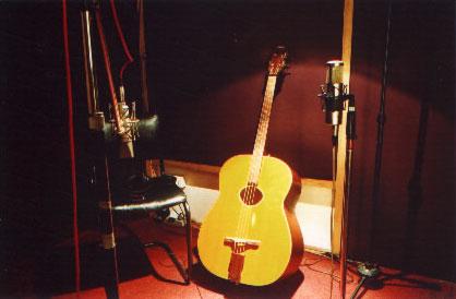 The Maton Bindara Bass