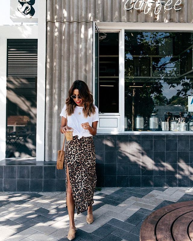 Lifestyle blogger, Everyday Pursuits shares an easy way to get more wear out of your slip dresses! Check out how she styles this leopard slip dress.jpeg