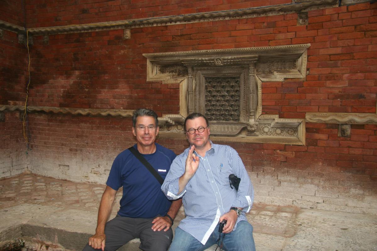 Richard and Thomas Steffen