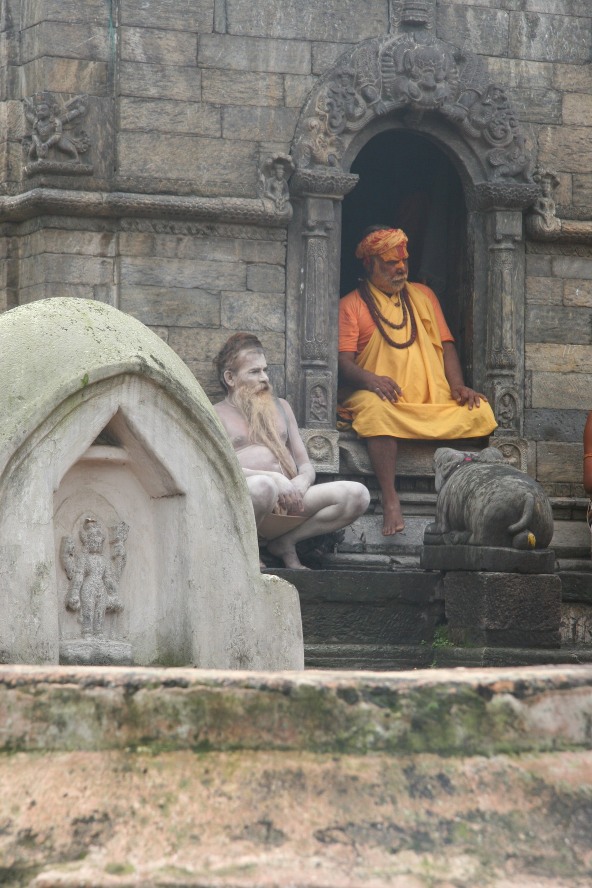 Sadhus of Pashupatinath