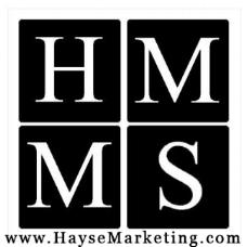 Hayse marketing b&w logo with website.jpg
